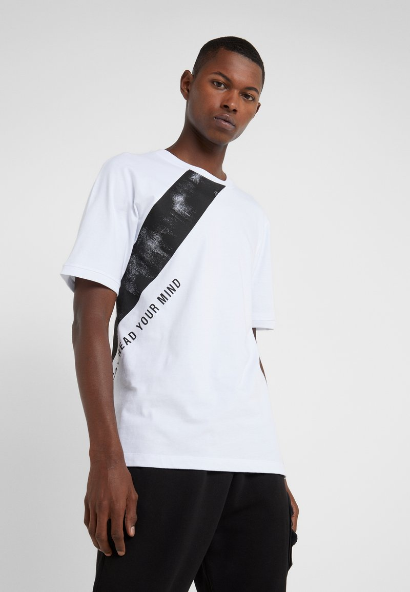 Damir Doma - TIES - Print T-shirt - white