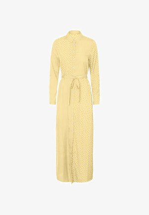 VMLIVA  - Maxi dress - pale banana