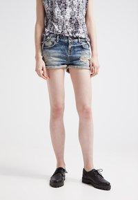 LTB - JUDIE - Denim shorts - elsa wash - 0