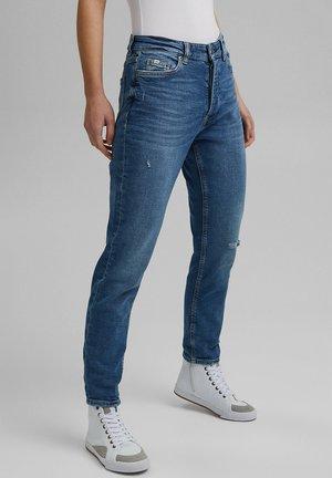 Slim fit jeans - blue medium washed