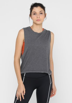LOVE TANK - Top - black