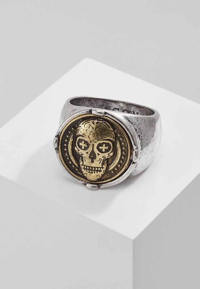 SKELETON KEY - Bague - silver-coloured