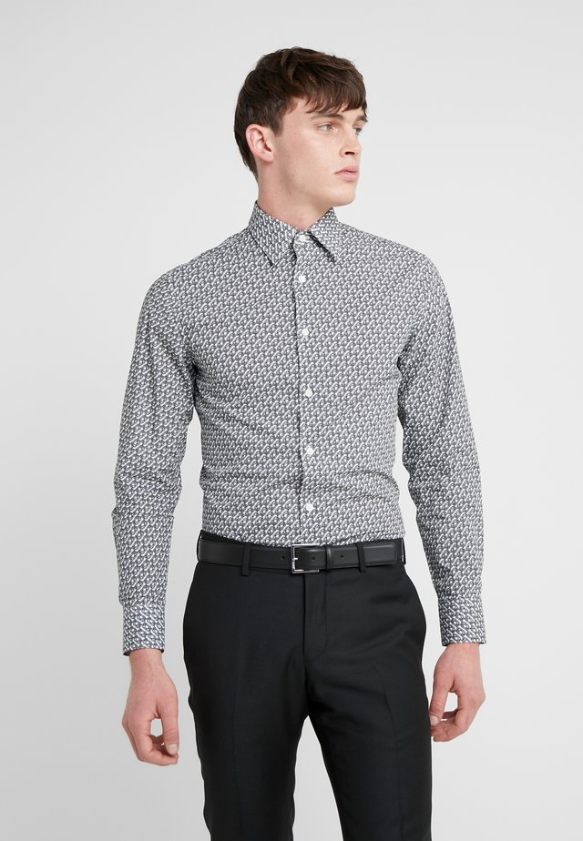 FARRELL SLIM - Camisa elegante - black/white