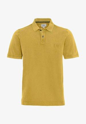Polo shirt - gold