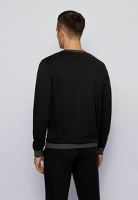 BOSS - Pyjamashirt - black - 2