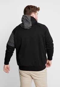 Jack & Jones - JCOTAKE  - Zip-up hoodie - black - 2