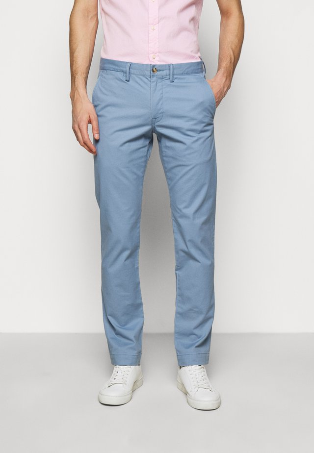BEDFORD PANT - Chino kalhoty - channel blue