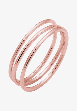 WRAPPED DESIGN - Ring - rosa