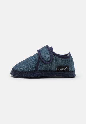 KLETTE UNISEX - Slippers - schiefer