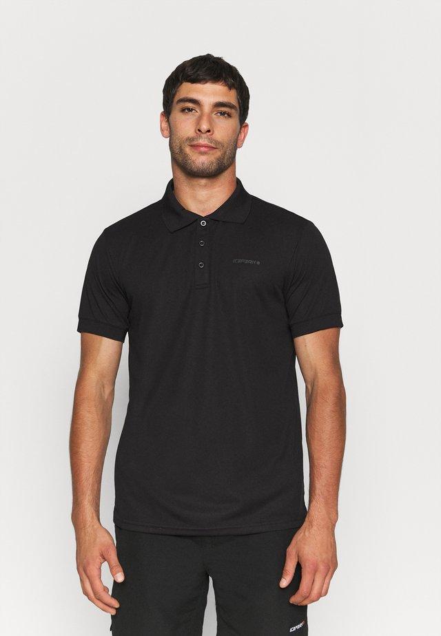 BELLMONT - Poloshirt - black