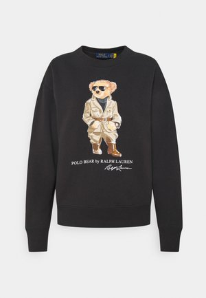 SEASONAL - Sweatshirt - black