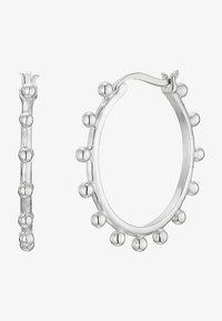 NOELANI - CREOLEN - Earrings - silber - 1