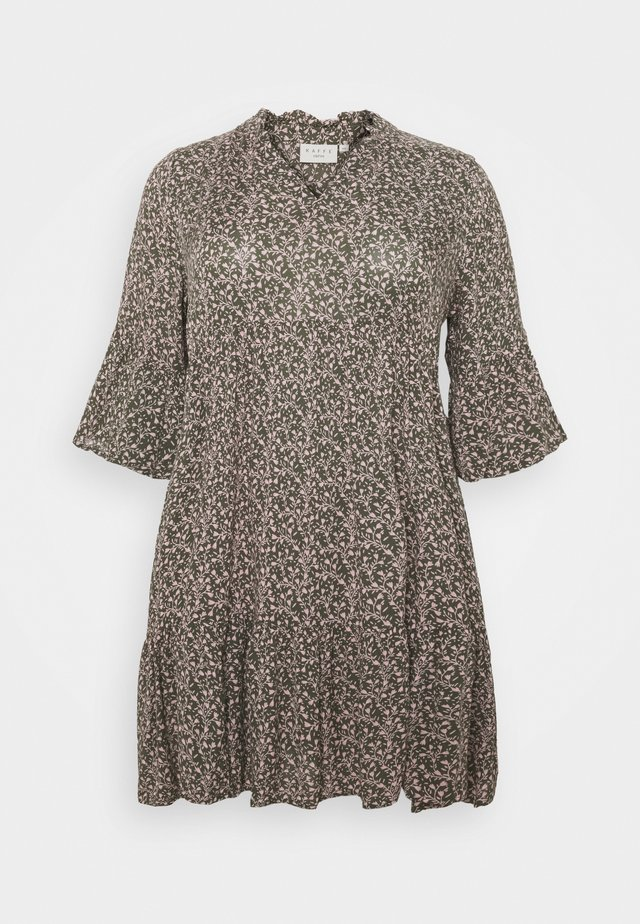 KCBIRNE AMI DRESS - Kjole - green