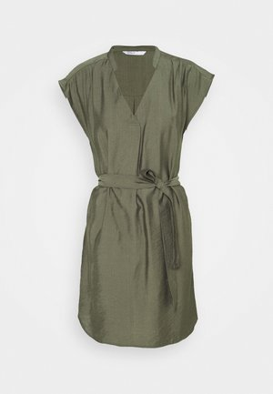 ONLJOSEY V NECK DRESS - Day dress - kalamata