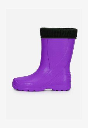 Botas de agua - violet