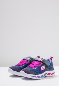Skechers - LITEBEAMS - Tenisky - navy/multicolor - 2