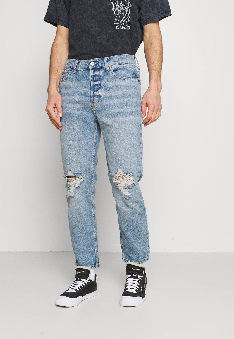 BDG Urban Outfitters - Džíny Slim Fit - blue