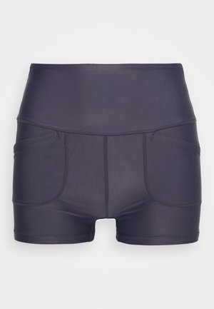 SOLID WHITE WATER SHORT - Trikoot - navy