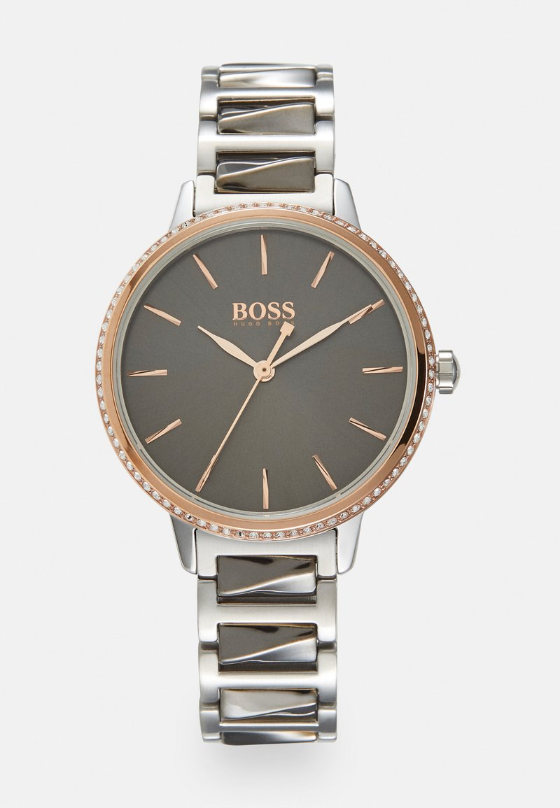 BOSS - SIGNATURE - Watch - grey