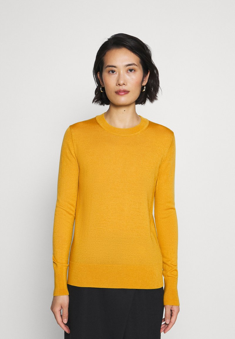 GAP - Jersey de punto - gold yellow