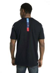 Puma - T-shirt med print - anthracite - 2