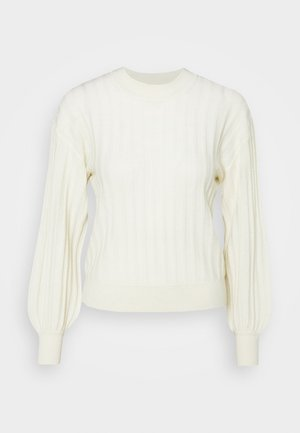BLOSSON - Jumper - cream