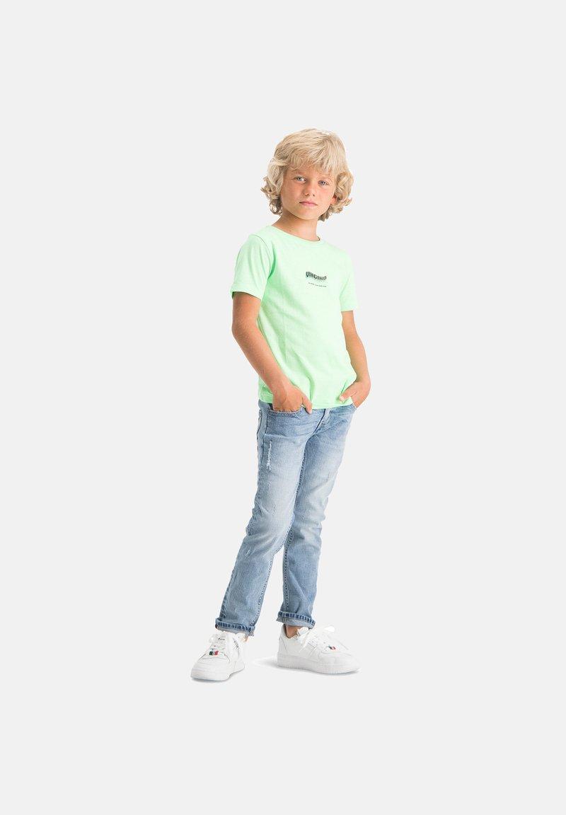 Vingino - DIEGO - Slim fit jeans - light vintage