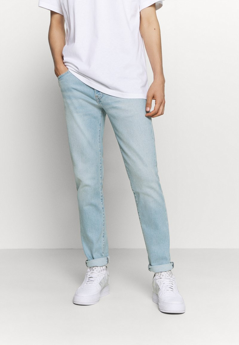 Levi's® - 511™ SLIM - Džíny Slim Fit - light blue denim