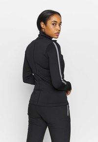 Toni Sailer - Fleece jacket - black - 2