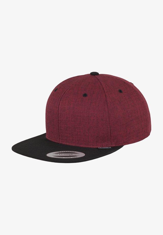 Cap - red/blk