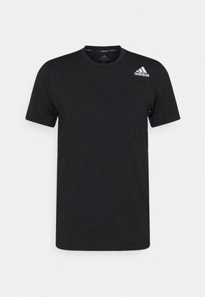 ALL ME DESIGNED TRAINING AEROREADY SLIM - T-shirts basic - black
