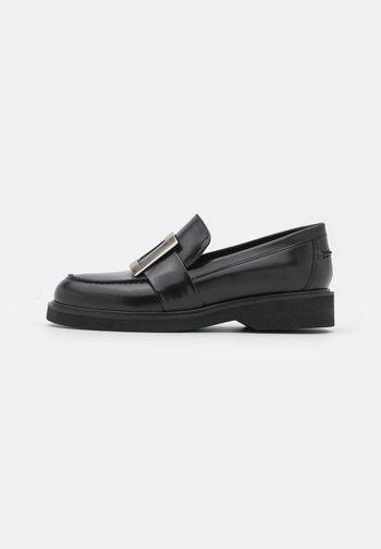 ASSAE - Slippers - noir