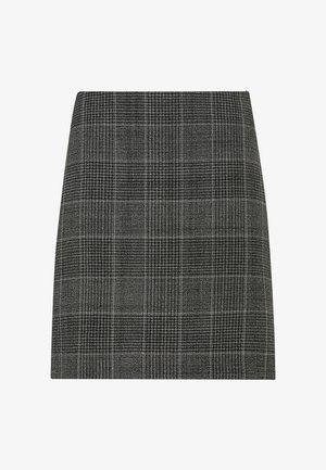 A-line skirt - multicolor
