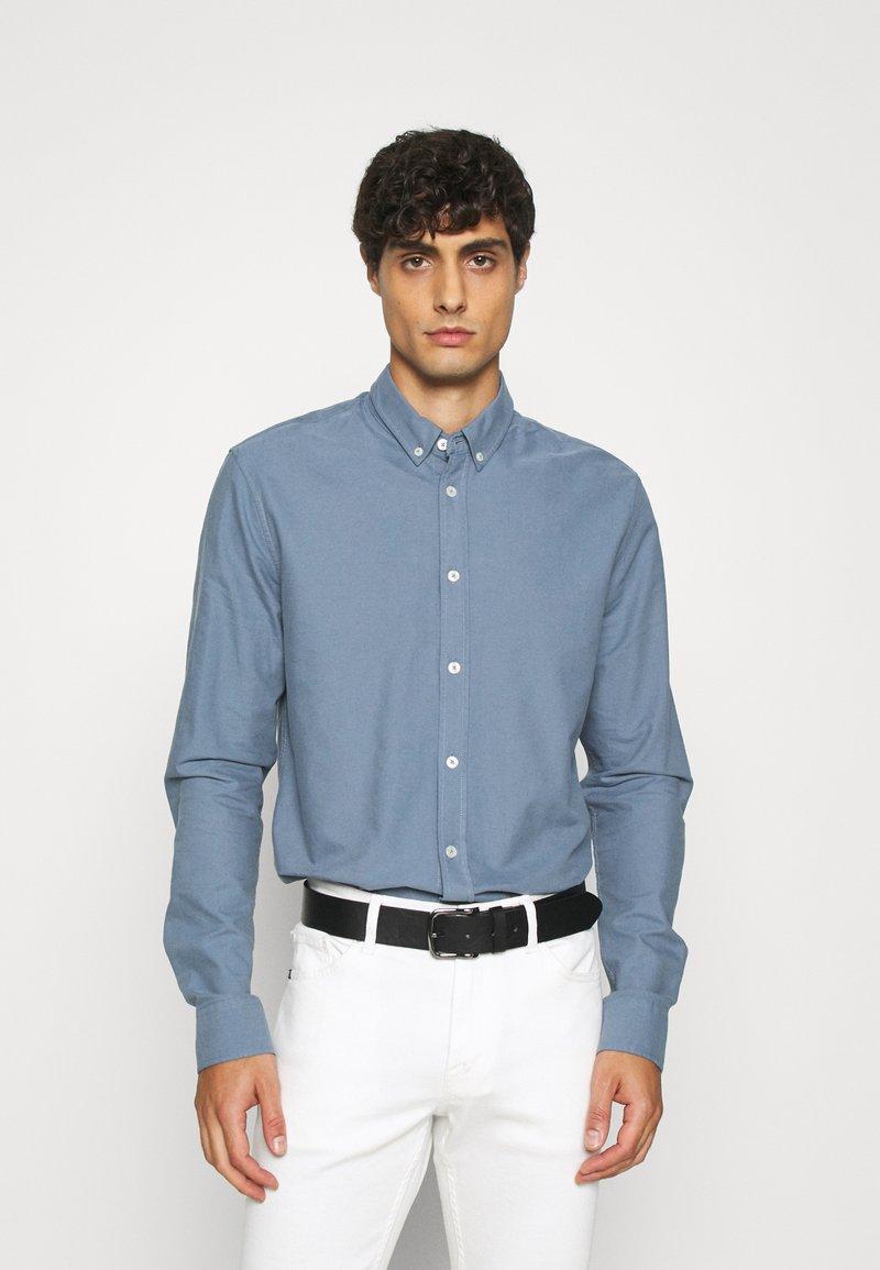 Samsøe Samsøe - LIAM SHIRT - Shirt - blue mirage