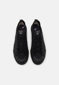 adidas Originals - NIZZA UNISEX  - Trainers - core black - 3