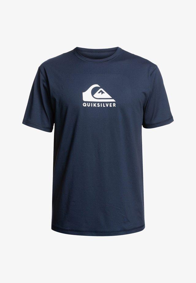 SOLID STREAK  - T-shirt de sport - navy blazer