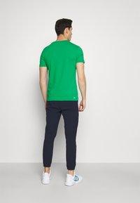 Lacoste Sport - GRAPHIC - Triko spotiskem - palm green - 2
