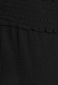 Vero Moda Curve - VMDITTE PANT - Kalhoty - black - 4