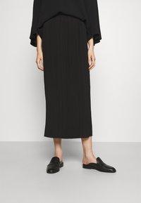 By Malene Birger - REMANO - Maxi skirt - black - 0