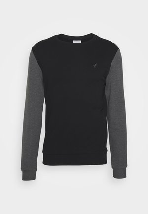 Sweatshirts - black/grey