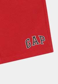 GAP - BOY LOGO  - Tracksuit bottoms - pure red - 2