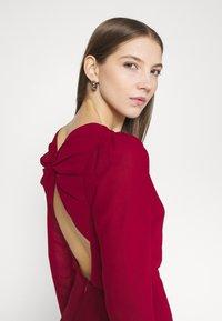 TFNC - RIHANNA  - Suknia balowa - dark red - 4