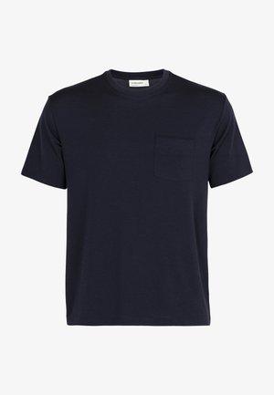 T-shirt - bas - midnight navy