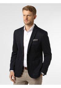 FINSHLEY & HARDING - Suit jacket - marine - 0