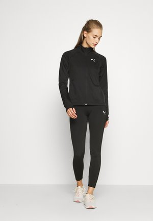 ACTIVE YOGINI SUIT - Tracksuit - black
