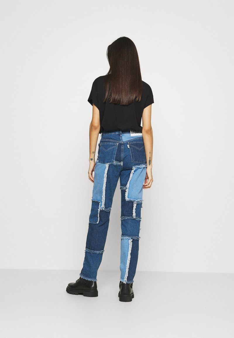 The Ragged Priest - CHEAT - Jeans Tapered Fit - mixed blue
