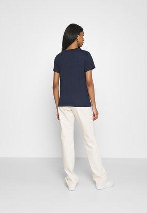 TIMELESS - Print T-shirt - navy