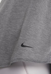 Nike Performance - DRY TANK ELASTIKA - Sports shirt - dark grey/heather/black - 4