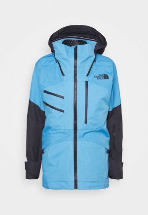 BRIGANDINE FUTURELIGHT JACKET - Chaqueta Hard shell - ether light blue/tnf black