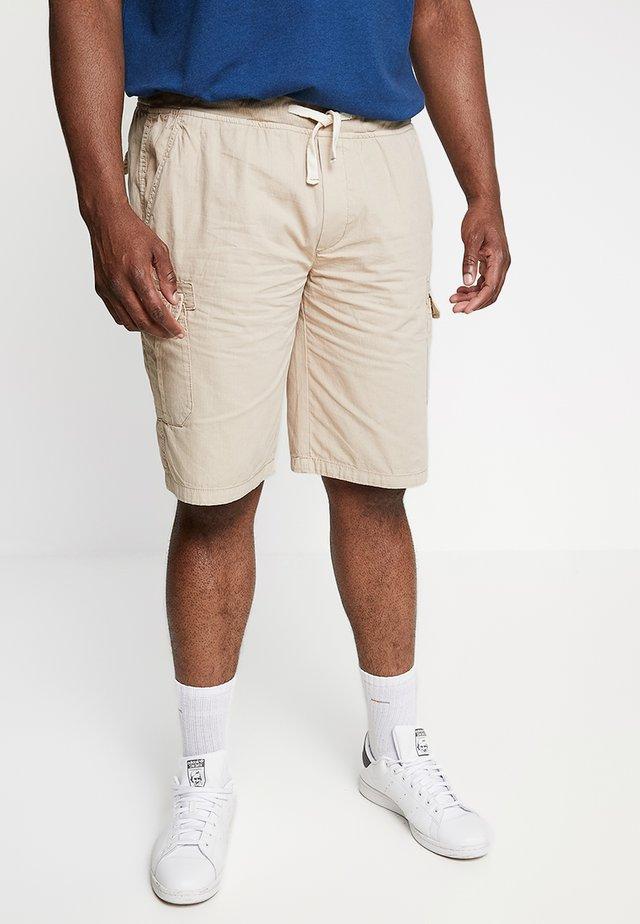 ASHTON - Shorts - travertine